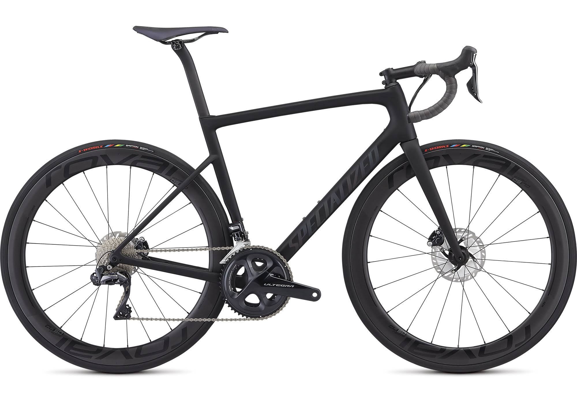 Specialized Tarmac Disc Pro 2019 Road Bike - Black