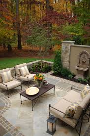 Build Your Own Outdoor Patio Table by Replacement Patio Cushions In Patio Traditional With Patio Pavers