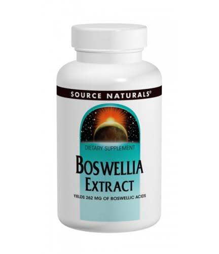 Source Naturals Boswellia Extract Supplement - 100ct