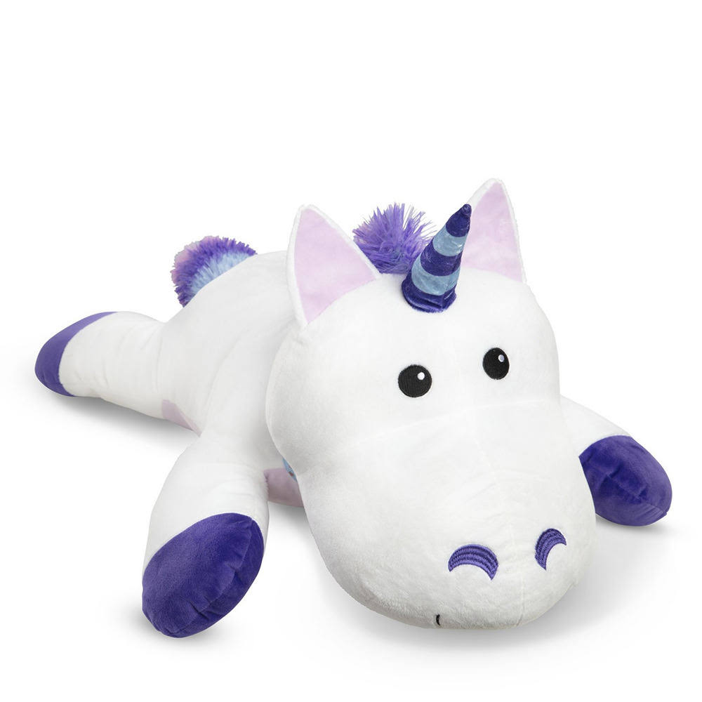 Melissa & Doug Cuddle Unicorn Jumbo Plush