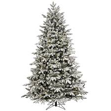 Lifelike Artificial Christmas Trees Canada by Shop Artificial Christmas Trees At Lowes Com