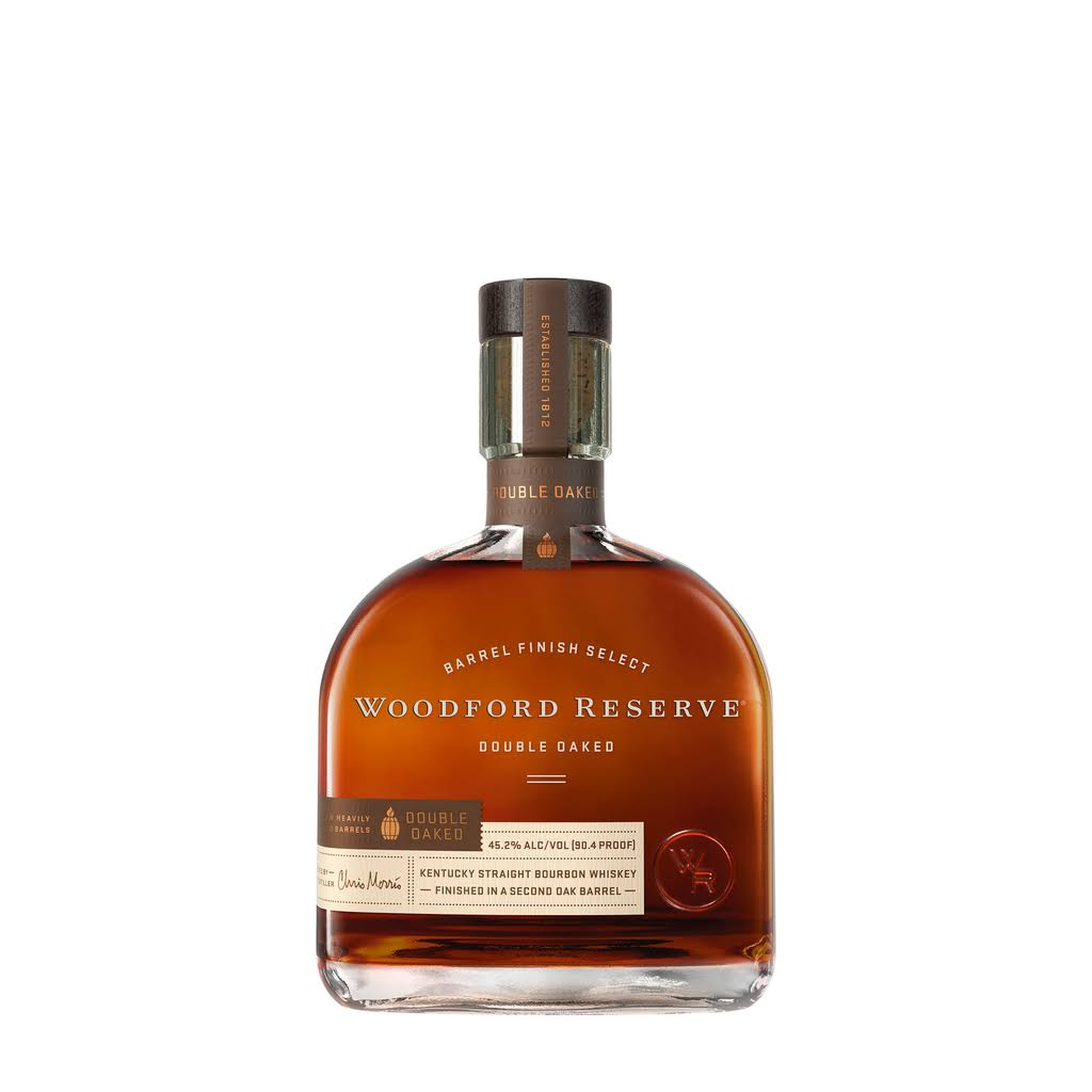 Woodford Reserve Woodford RSV Double Oak - 750ml