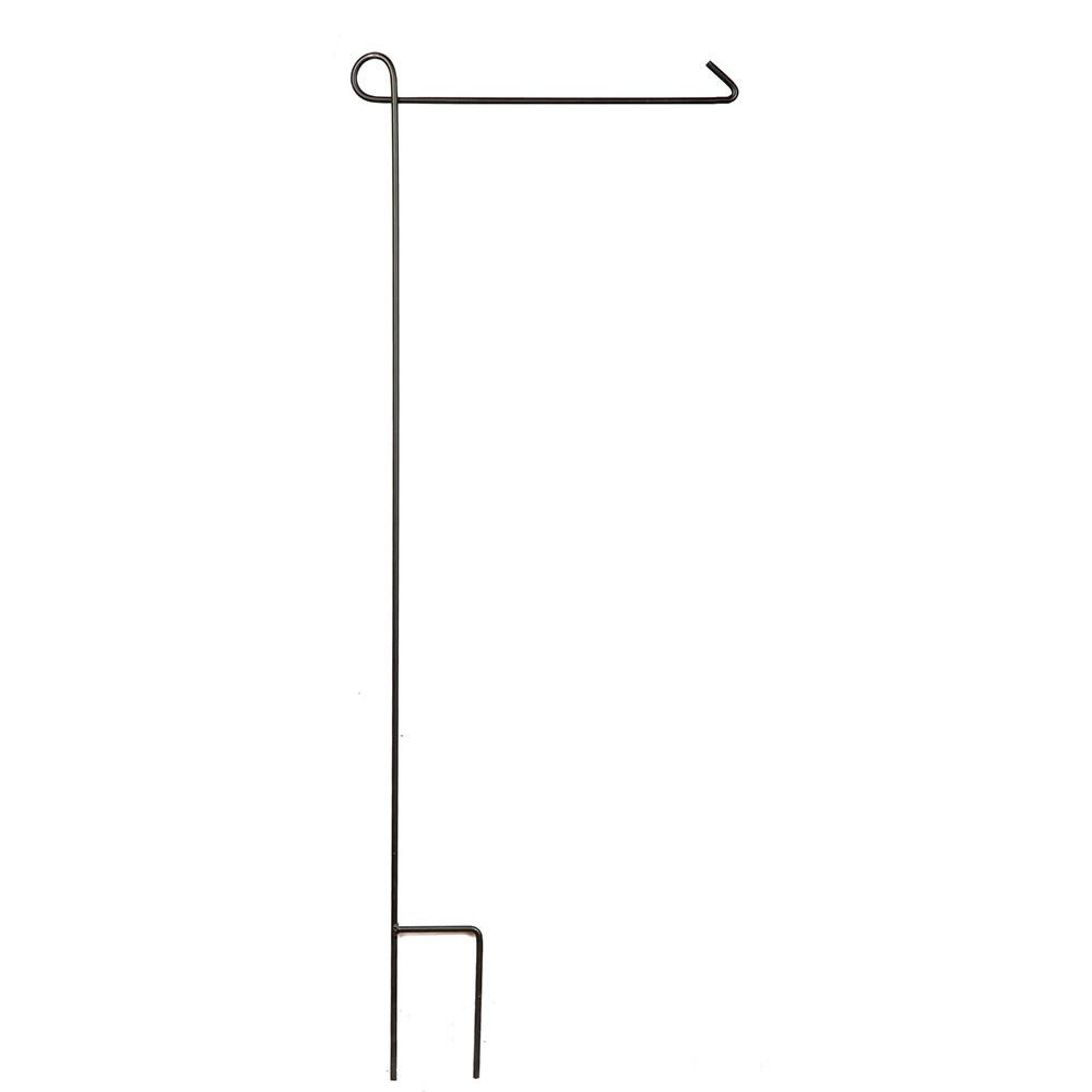 Evergreen Enterprises Steel Garden Flag Stand - 44 in