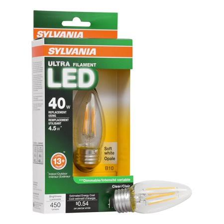 Sylvania 315929 LED Light Bulb - 4.5W