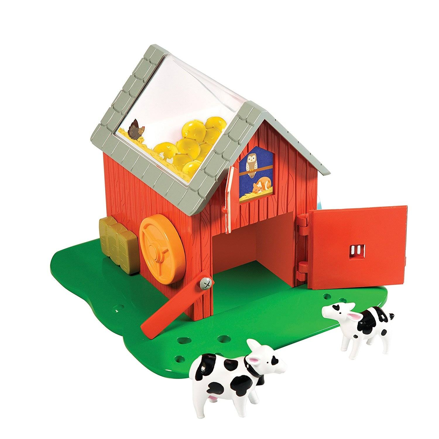 Educational Insights - Bright Basics Busy Barn