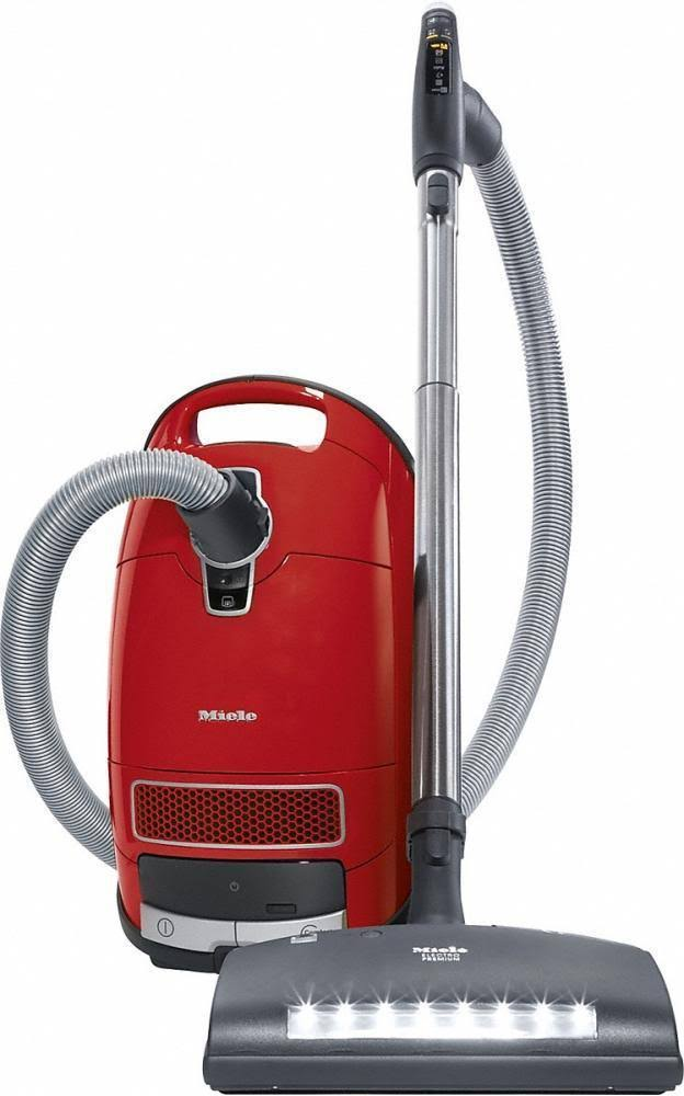 Miele Complete C3 HomeCare Plus Canister Vacuum in Raleigh, NC at Capital Vacuum