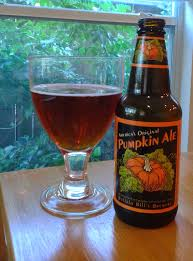 Whole Hog Pumpkin Ale Stevens Point Brewery by Clear Lake Wine Tasting October 2014