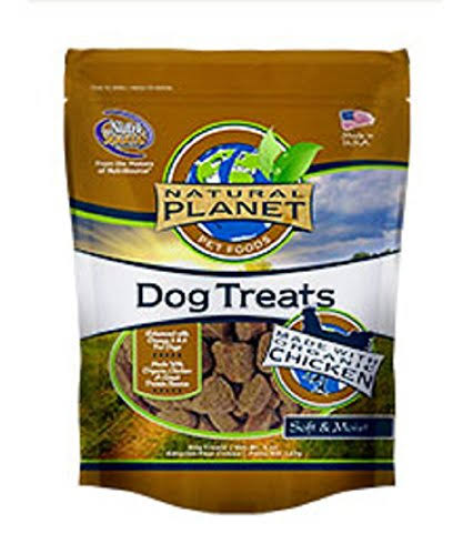 Natural Planet Organic Dog Treats - Chicken Formula