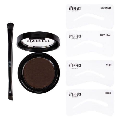 BPerfect Semi Permanent Brow Kit - Charcoal