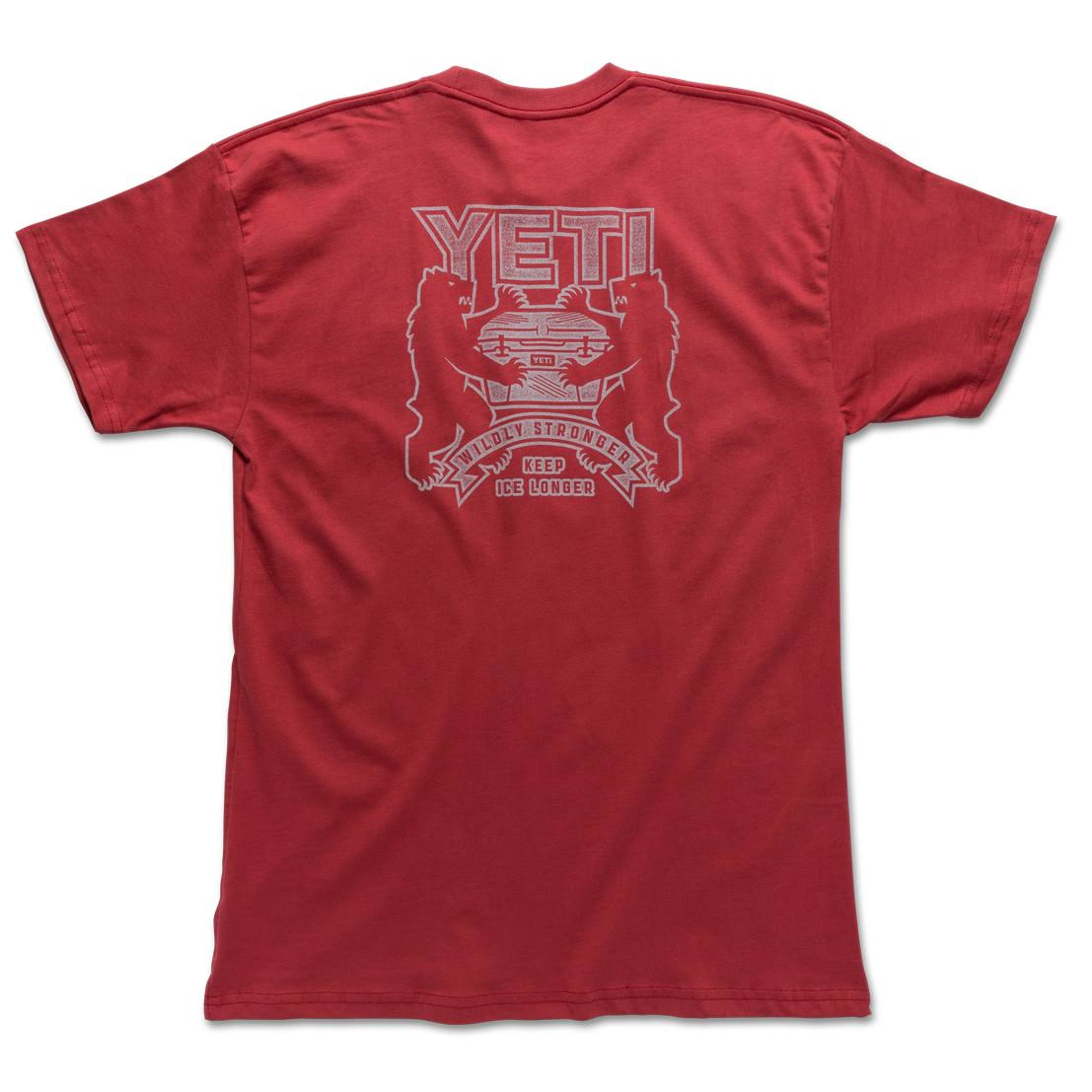 Yeti Coat of Arms T-Shirt