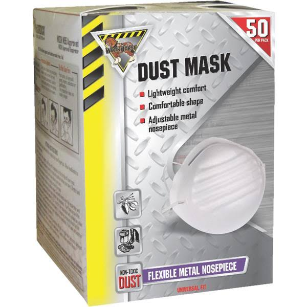 Mc Cordick Dust Mask - 50pk