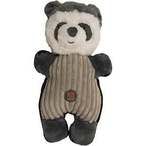 Charming Pet Stuffkins Dog Toy, Raccoon