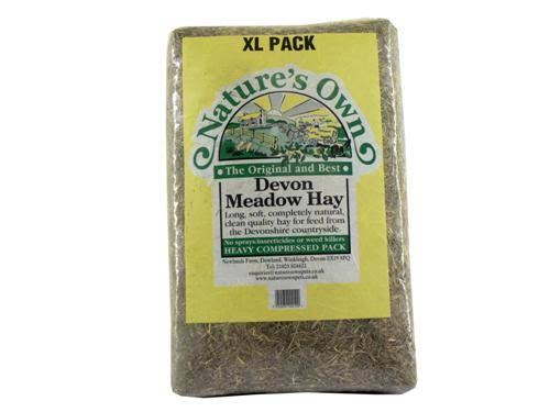 Natures Own - Devon Meadow Hay X-Large 4kg