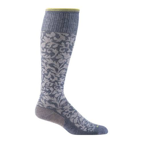 Sockwell Women's Damask Socks - Denim, Medium/Large