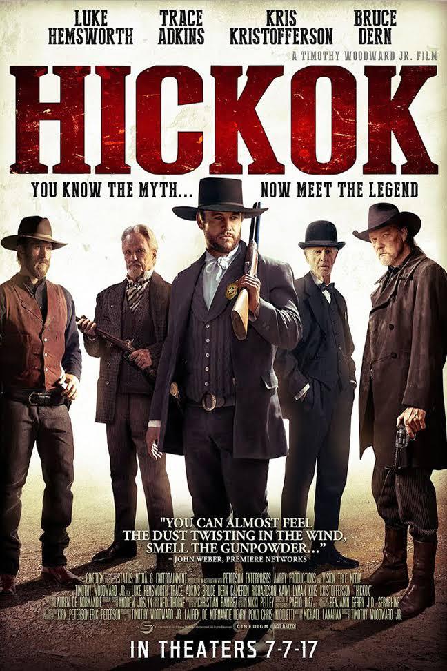 Hickok Türkçe Dublaj izle