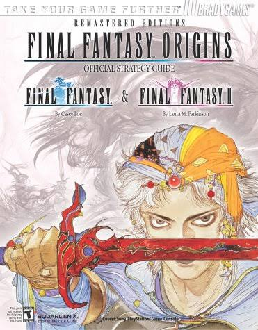 Final Fantasy Origins: Official Strategy Guide