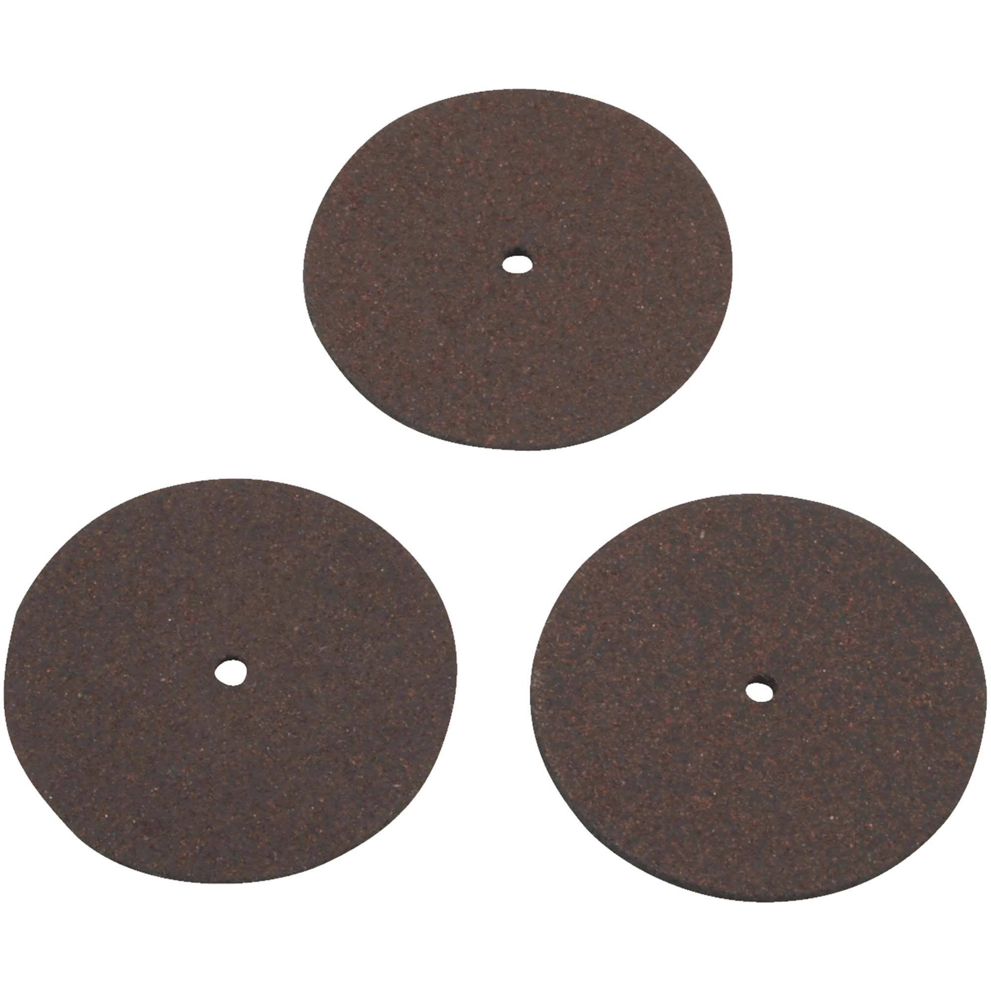 Forney Replacement Cut Off Wheels Set - 3pcs Set, 1 1/4""