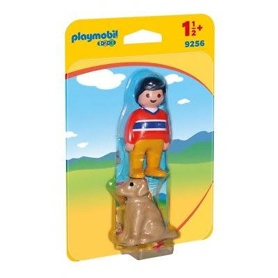 Playmobil 1.2.3 9256 Building Figure Toy