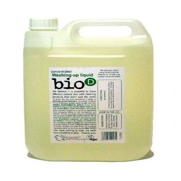 Bio-D Concentrated Washing Up Liquid