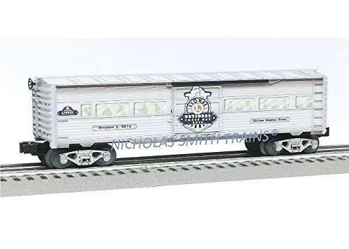 Lionel 6-83498 2016 National Train Day Boxcar