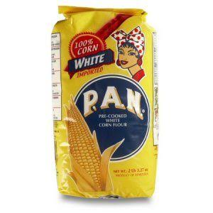 P.A.N. Pre-Cooked White Maize Meal - 1kg