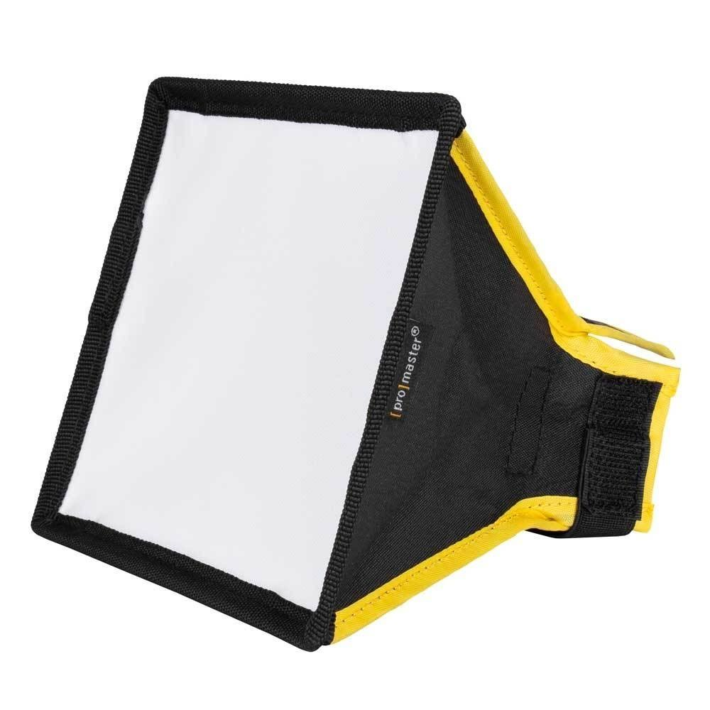 "Promaster Speedlight Softbox - 5"" x 6"""