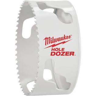 Milwaukee Ice Hardened Hole Saw