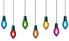 Blinking Christmas Tree Lights Gif by Christmas Lights Clipart Many Interesting Cliparts