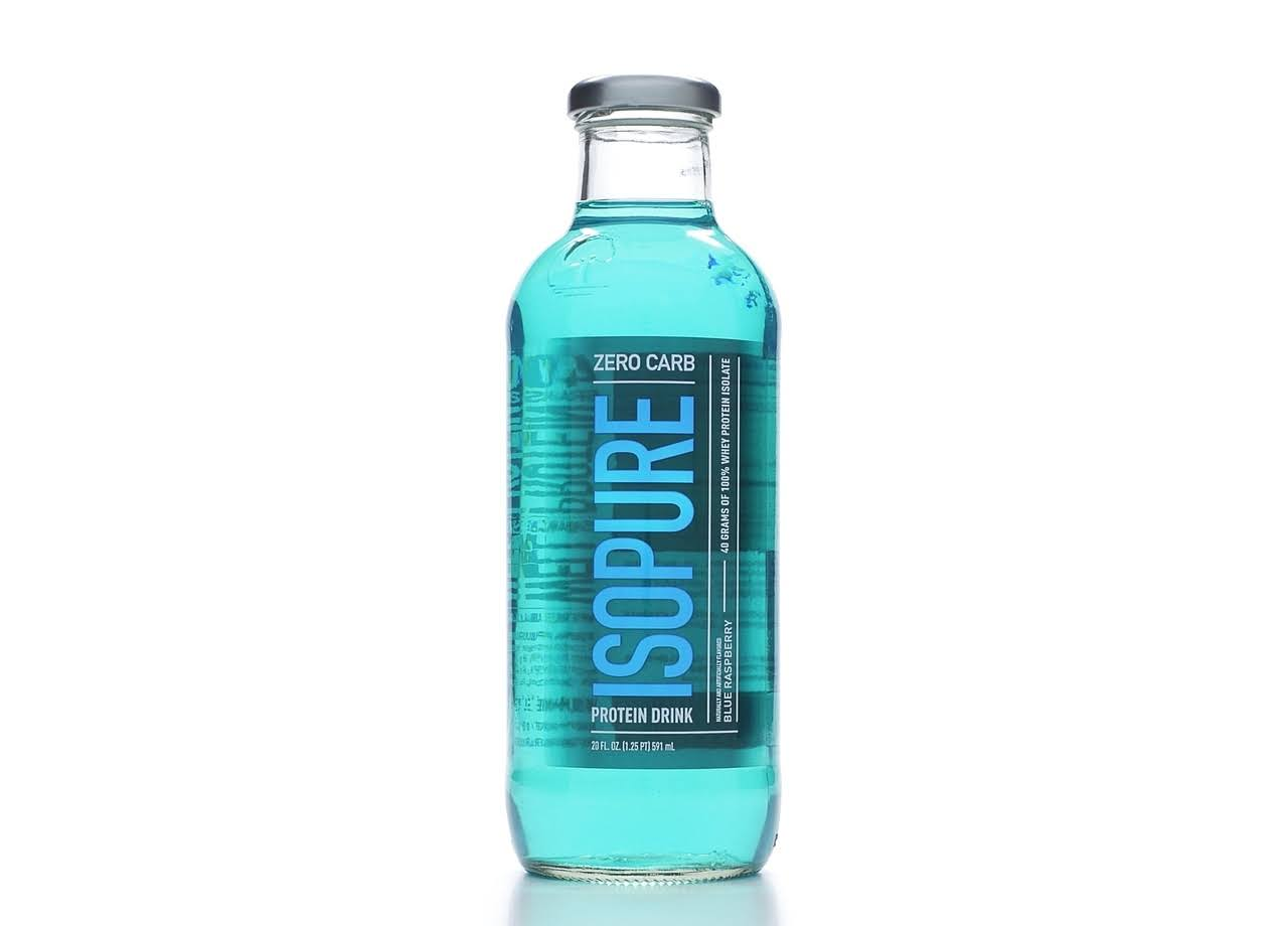 Nature's Best Isopure Ready-To-Drink - Blue Raspberry