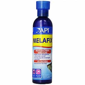 Api Melafix Antibacterial Fish Remedy - 8oz
