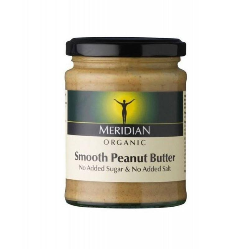 Meridian Organic Smooth Peanut Butter - 280g