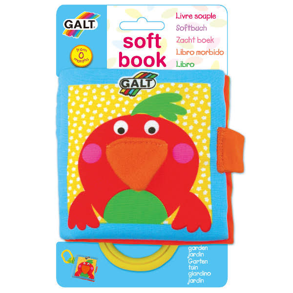 Galt Garden Soft Book