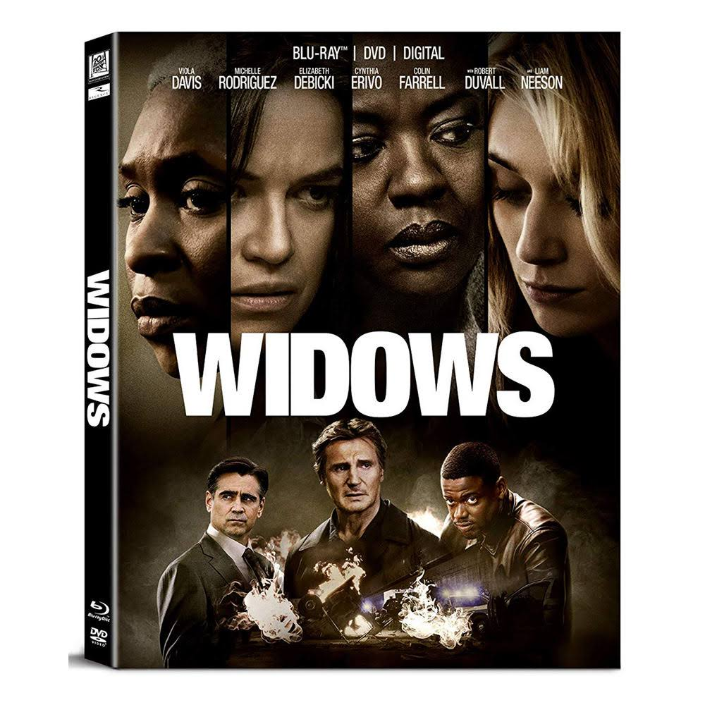 Widows New Blu-ray/DVD