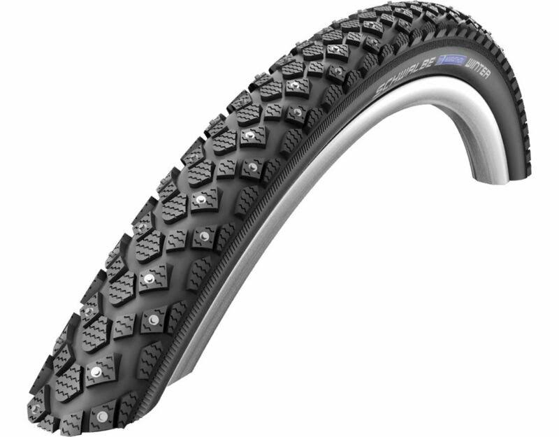Schwalbe Marathon Winter Plus Tire - Black, 700x35c