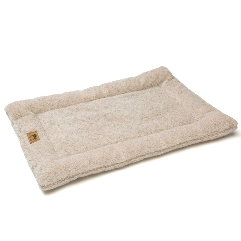 "West Paw Montana Nap Dog and Cat Bed - Small, 24X18"", Oatmeal"