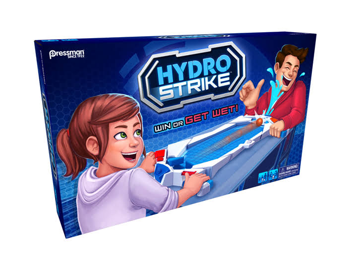 Pressman Toy Hydro Strike Game