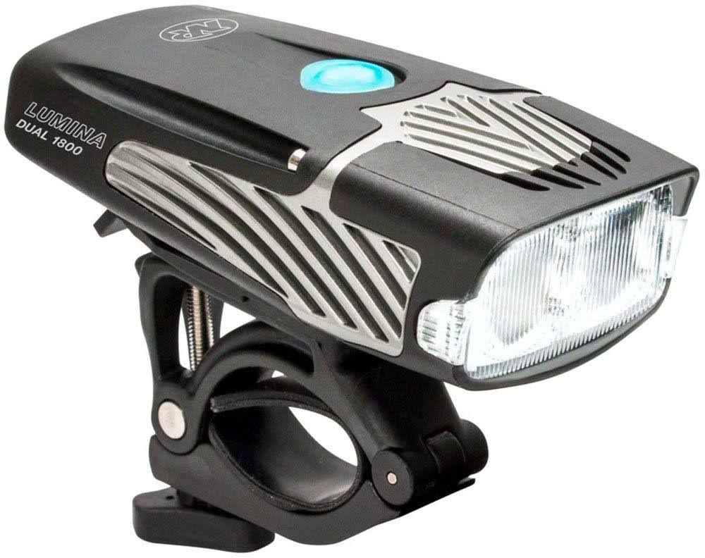 NiteRider Bicycle Lumina Dual 1800 Rechargeable Headlight