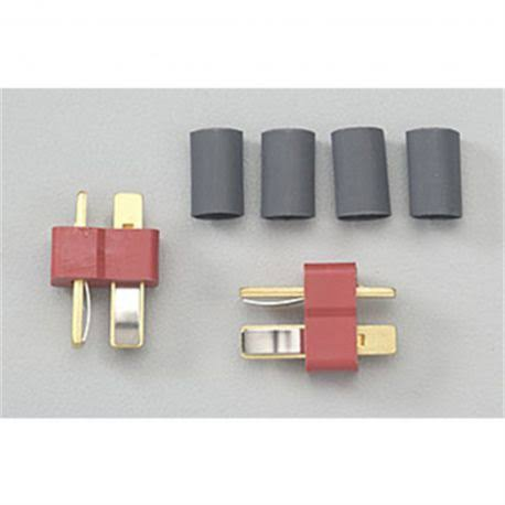 WS Deans Male Ultra Plug - 2 Pack