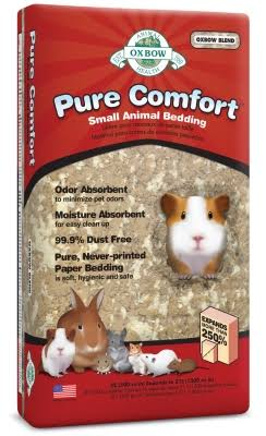 Oxbow Pet Products Pure Comfort Bedding - Small, 21l