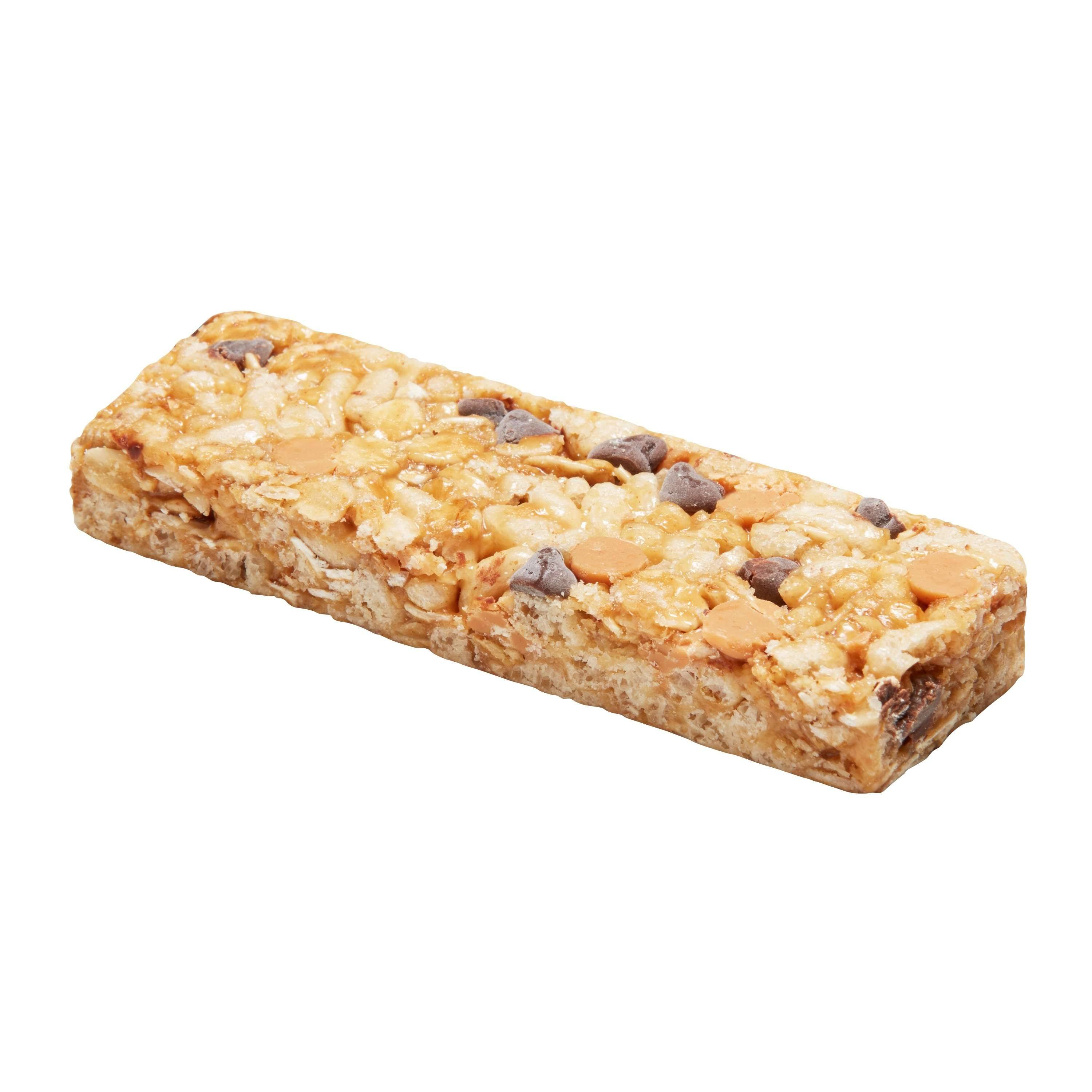 Quaker Oats 31184 Chewy Peanut Butter Chocolate Chunk Granola Bar - 6.7oz, 8pk