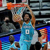 Monk's 29 points leads Hornets past Suns