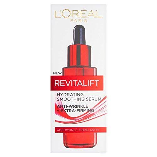 L'Oreal Paris Revitalift Hydrating Smoothing Serum 30ml