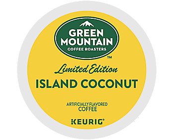 Green Mountain Coffee Roasters - Island Coconut