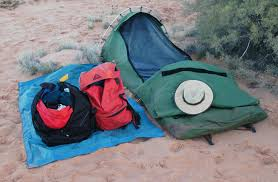 Pack your swag ready for the outback
