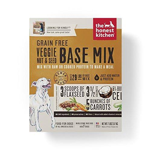 The Honest Kitchen Kindly Base Mix Dog Food
