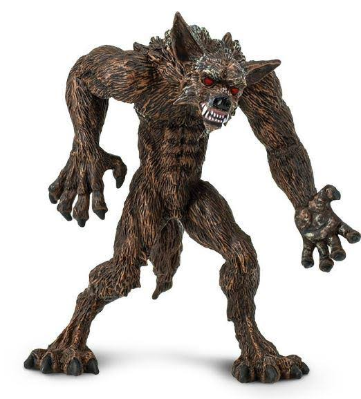 Safari Ltd Toys Werewolf Mythical Realms Figure Educational Toy