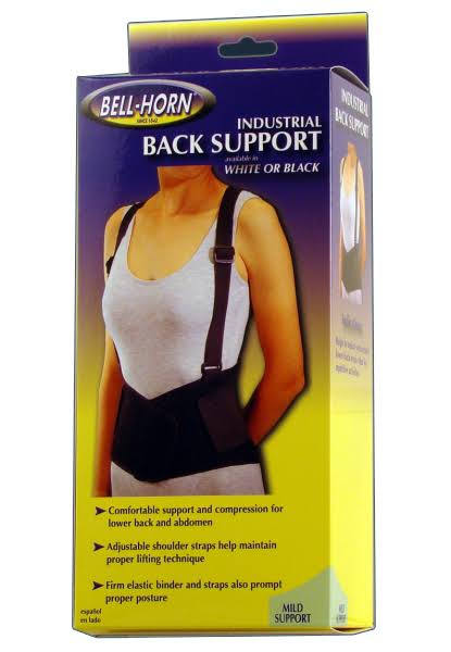 Bell-Horn Industrial Back-Support - Medium