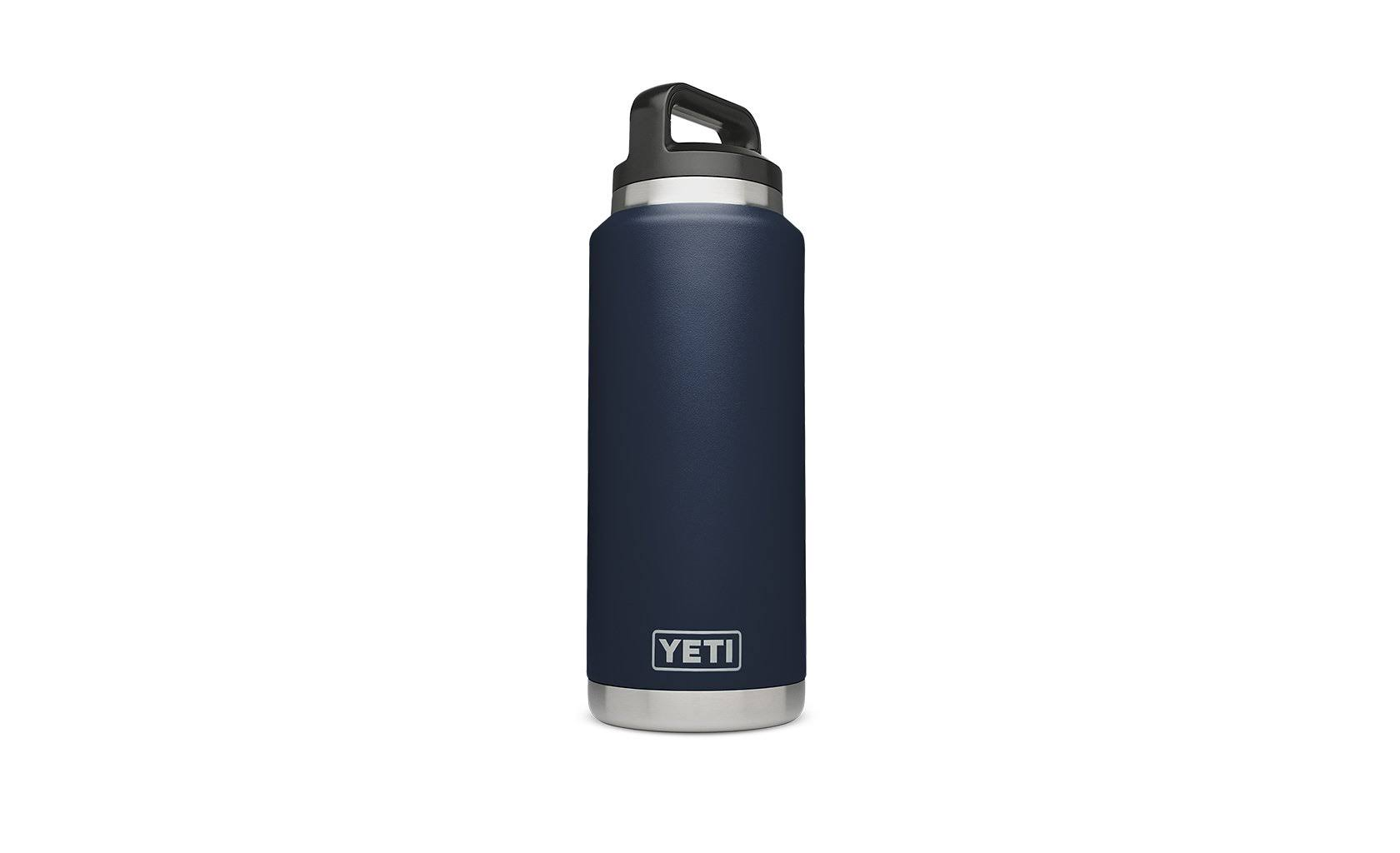 Yeti Rambler Stainless Steel Bottle - Navy, 36oz