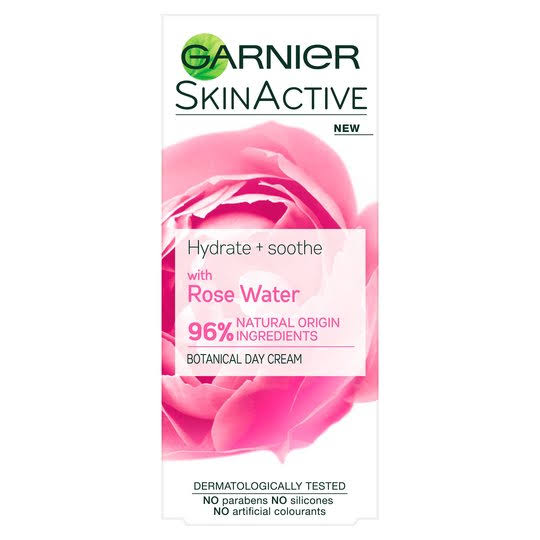 Garnier Skin Active Naturals Rose Moisturizer - 50ml