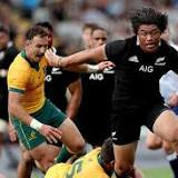 Rugby: Caleb Clarke shows shades of Lomu